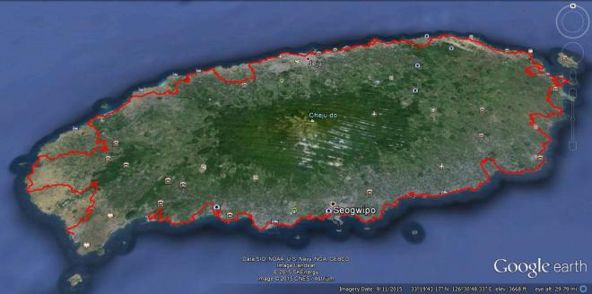 jeju-olle-trail-gps-track-overview