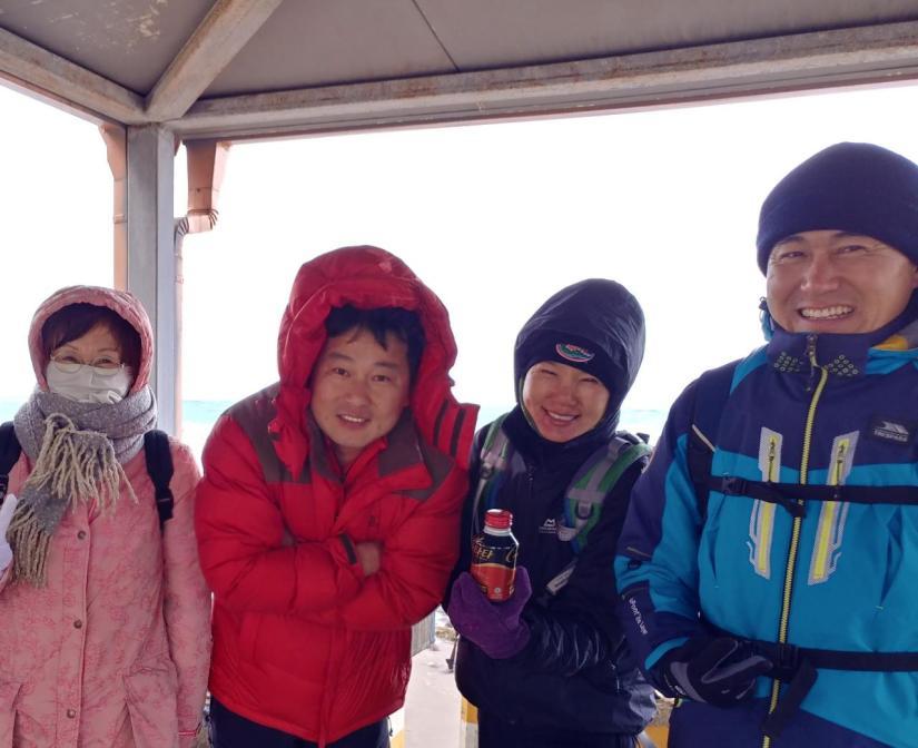 2017-01-31 (Tuesday) Jeju Olle Trail News andUpdates